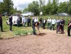 FOTO: Udruga ''Naša zemlja'' Jurići započela probnu poljoprivrednu proizvodnju