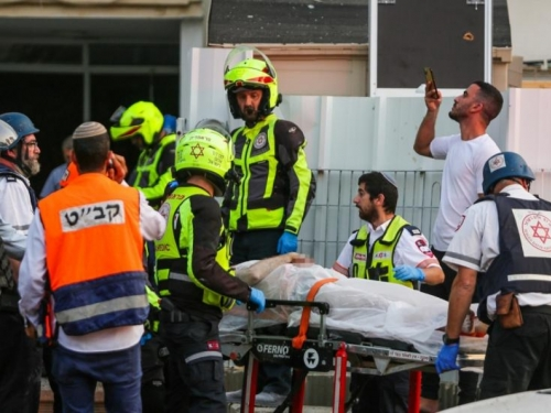 Eskalirali sukobi Izraela i Hamasa; raste broj civilnih žrtava