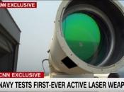 """VIDEO: Prvo lasersko oružje na svijetu """"uništava sve mete"""""""