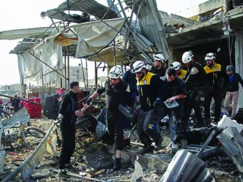 Turska bombardirala sirijski grad Tal Rifaat, poginulo najmanje 11 civila