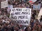 Tisuće stanovnika Londona prosvjeduje protiv karantene i socijalnog distanciranja