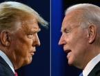 Razlika između Trumpa i Bidena manja od jedan posto