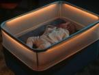 Rješenje za besane noći roditelja: U ovom krevetiću bebe bi trebale brzo zaspati