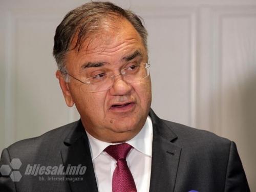 Ivanić zabrinut zbog neslaganja u FBiH