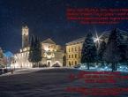 Božićna čestitka Franjevačkog samostana Rama-Šćit