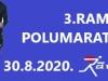 3. Ramski polumaraton 2020. - Najbrža utrka u Europi