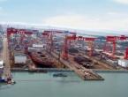 Kina osnovala najveću brodograđevnu tvrtku u svijetu