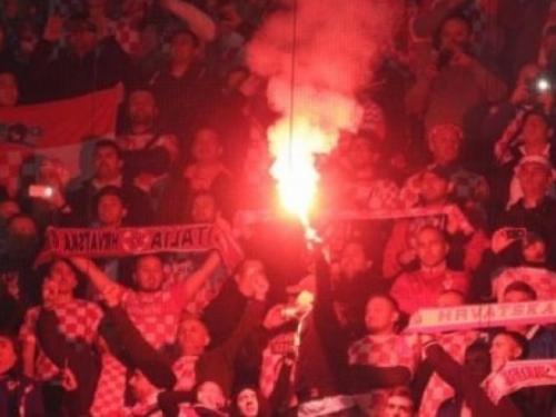 UEFA kaznila HNS sa 60 tisuća eura