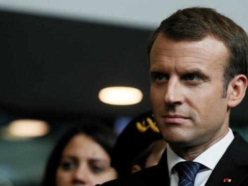 Francuski predsjednik u iznenadnom posjetu Saudijskoj Arabiji