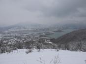 Slaba susnježica u Hercegovini