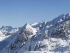 Pao snijeg na Tirolu
