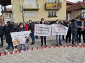 """Poruke s prosvjeda u Uskoplju: """"Zatijevamo obrazloženja za svaki odbijeni glas…"""""""
