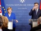 Merkel i Plenković poručili iz Zagreba da podržavaju EU put zemalja Zapadnog Balkana