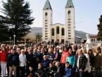 U Međugorju više tisuća hodočasnika iz cijeloga svijeta