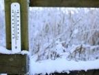 BiH očekuju veoma niske temperature, u gradovima i do -15 stupnjeva