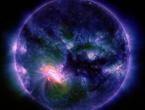 Nova snažna eksplozija na Suncu, udarni val nije bio usmjeren ka Zemlji