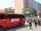 Nogometaši Reala i Uniteda stigli u Skoplje