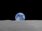 Pogledajte spektakularne snimke izlaska i zalaska Zemlje s Mjeseca
