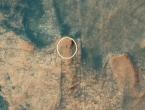 Rover Curiosity snimljen iz Marsove orbite