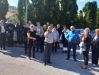 U isčekivanju presude za Uzdol: Obitelji, rodbina i prijatelji stradalih stigli u Sarajevo