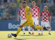 Hrvatska otvorila prvenstvo teškim porazom