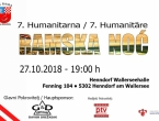NAJAVA: 7. humanitarna 'Ramska noć'