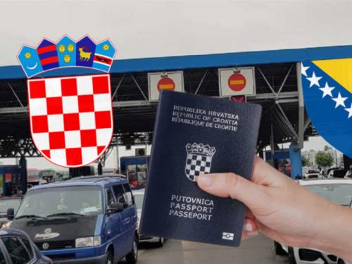 Hrvatska neće ublažavati mjere prema BiH na granicama
