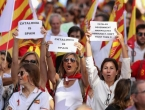 Barcelona: Policija rastjerala prosvjednike, 89 ozlijeđenih