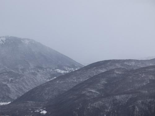 U Rami snijeg i ledeni vjetrovi