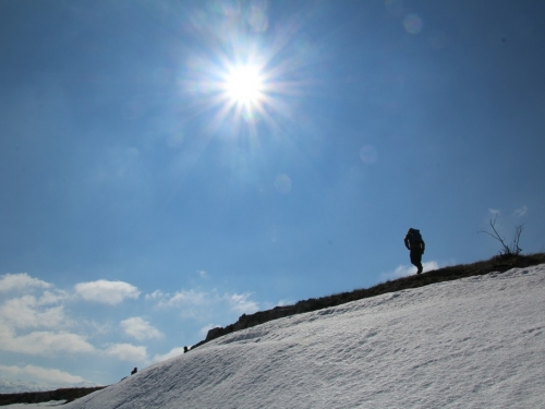 FOTO: Uspon na Paćevo