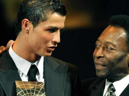 Slavni Pele: Ronaldo je bolji od Messija, ali ja sam najbolji