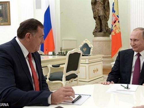 Dodik: Tražit ću od Putina financijsku pomoć za RS