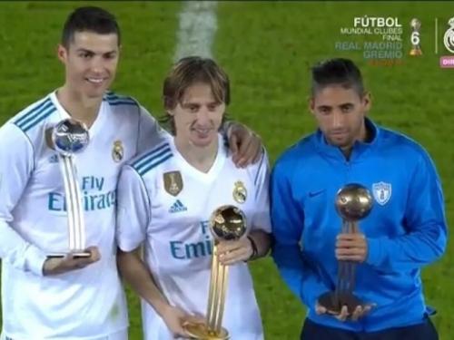 Real obranio titulu svjetskog prvaka, Modrić najbolji igrač SP-a