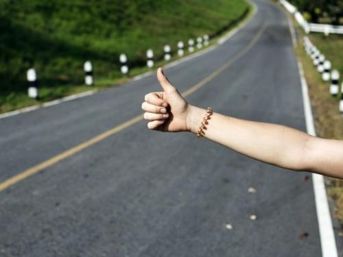 Tko će prije - Autostopom od Njemačke do Bosne