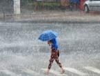 U BiH pretežno oblačno i nestabilno vrijeme s kišom, pljuskovima i grmljavinom