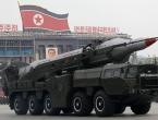 Sjeverna Koreja ispalila salvu raketa