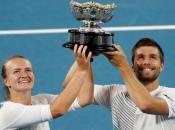 Hrvatska ima Grand Slam pobjednika: Nakon drame Mektić osvojio Australian Open
