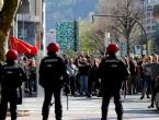 Policija se sukobila s protivnicima desničarske stranke