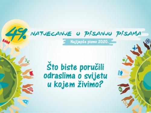 Izabrano najljepše pismo BiH 2020!