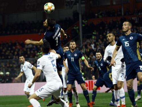 BiH prosula 2:0 protiv Grčke