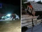 Italija: Oluja odsjekla sela od svijeta, kuće tonu, ima mrtvih...