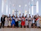 Široki Brijeg: 10 beba kršteno u jednom danu