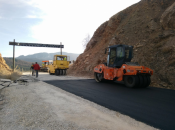 Završeno asfaltiranje prometnice prema Blidinju