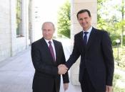 Asad posjetio Putina u Sočiju