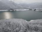 Kiša u Hercegovini, na planinama snijeg