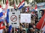 Split: 70 tisuća ljudi protiv Istanbulske konvencije