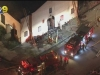Zabio se vozilom u glavna vrata crkve Kraljice mira, polio predvorje gorivom te ga zapalio