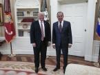Trump Rusima: Otpustio sam onog luđaka, sad je sve u redu