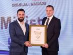 Josip Grubeša proglašen najboljim ministrom u Vijeću ministara BiH za 2018. godinu