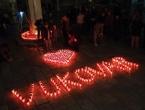 Dan sjećanja: I moj grad svijetli za Vukovar!